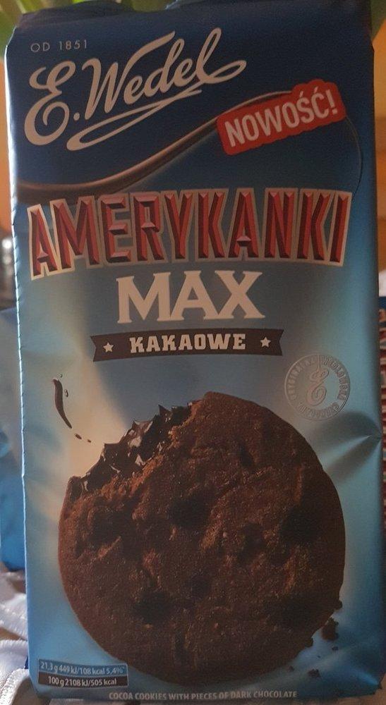 Amerykanki Schoko Cookies Mit Flüssigem Kern Garten Gaumen Und Mehr